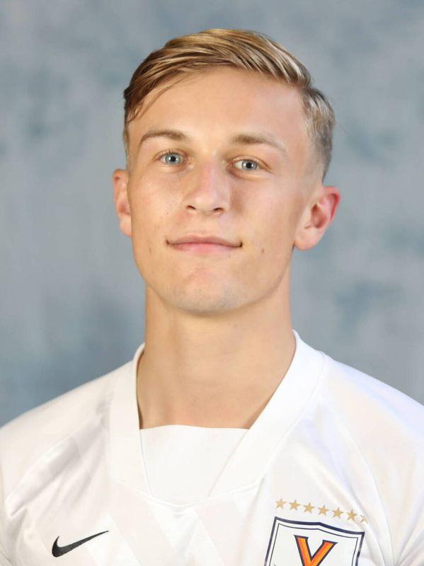 Beau Bradley - Men's Soccer - Virginia Cavaliers